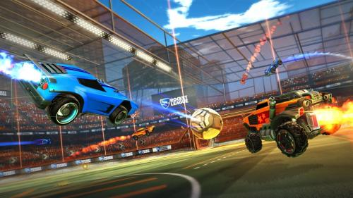 A cutting-edge patch went stay for Rocket League on PC