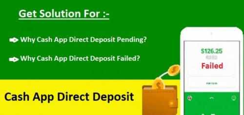 Why Does Cash App Direct Deposit Fail?