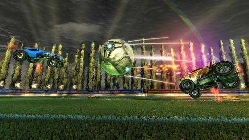 Psyonix is absolution accretion map for Rocket League