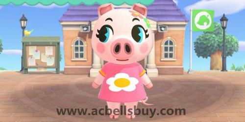 Which villager do you want to camp within Animal Crossing?