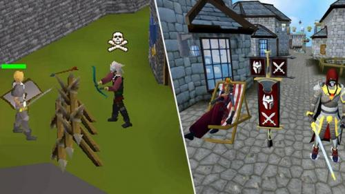 What are the surprises of the 7th anniversary of Old School RuneScape?