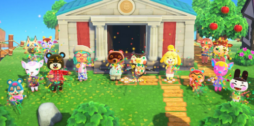 Animal Crossing: Is New Horizons a lovely capitalist dystopia