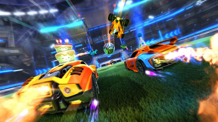 Rocket League will officially go free to play on September 23